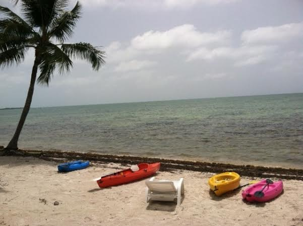 Kayaking and canoeing in Islamorada, Florida Keys